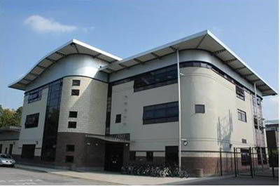 Sixth Form Building