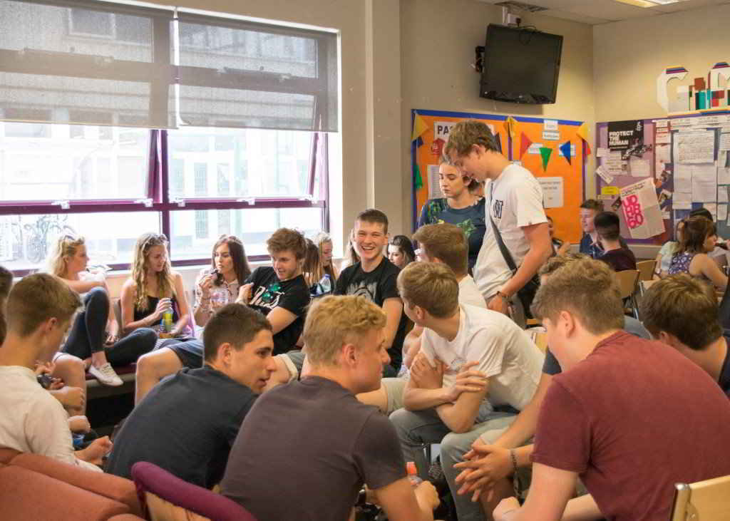 Sixth Form Common Room